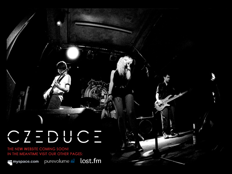 Czeduce - The Official Site | Coming Soon!